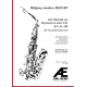 MOZART Wolfgang Amadeus: Ein Stück für ein Orgelwerk in einer Uhr, KV 594