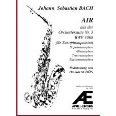 BACH Johann Sebastian: Air
