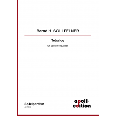 SOLLFELNER Bernd Hannes: Tetralog