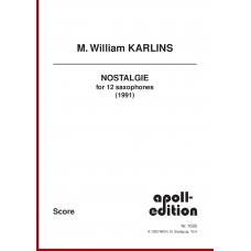 KARLINS M. William: Nostalgie (1991)