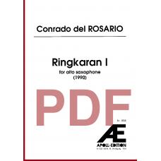 ROSARIO Conrado del: ringkaran I (1990)