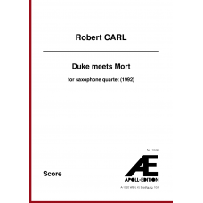 CARL Robert: Duke meets Mort