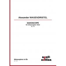WAGENDRISTEL Alexander: SAXOSCOPE