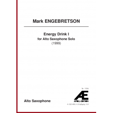 ENGEBRETSON Mark: Energy Drink I