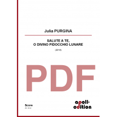 PURGINA Julia: SALUTE A TE, O DIVINO PIDOCCHIO LUNARE