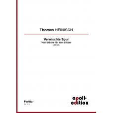 HEINISCH Thomas: Verwischte Spur