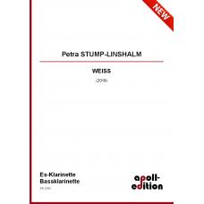 STUMP-LINSHALM Petra: WEISS