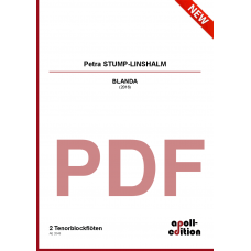 STUMP-LINSHALM Petra: BLANDA