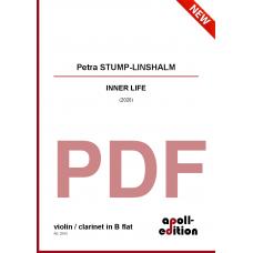 STUMP-LINSHALM Petra: INNER LIFE
