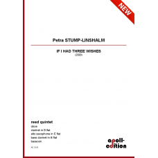 STUMP-LINSHALM Petra: IF I HAD THREE WISHES