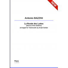 BAZZINI Antonio: La Ronde des Lutins (Dance of the Goblins)