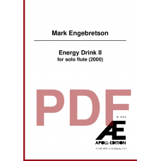 ENGEBRETSON Mark: Energy Drink II