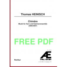 HEINISCH Thomas: Chimäre