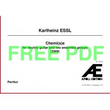ESSL Karlheinz: Chemi(s)e (2009)