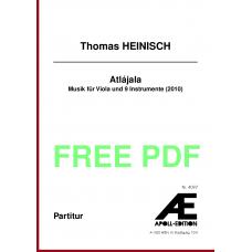 HEINISCH Thomas: Atlájala
