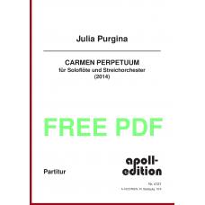 PURGINA Julia: Carmen Perpetuum
