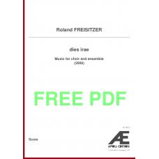 FREISITZER Roland: dies irae (2009)