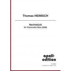 HEINISCH Thomas: Nachtstück
