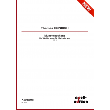 HEINISCH Thomas: Mummenschanz