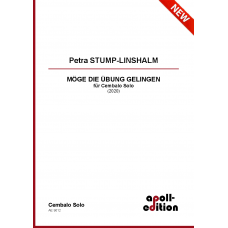 STUMP-LINSHALM Petra: Möge die Übung gelingen