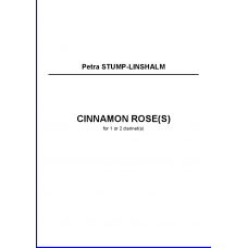 STUMP-LINSHALM Petra: CINNAMON ROSE(S)